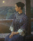 Dai ZhongGuang Oil on canvas